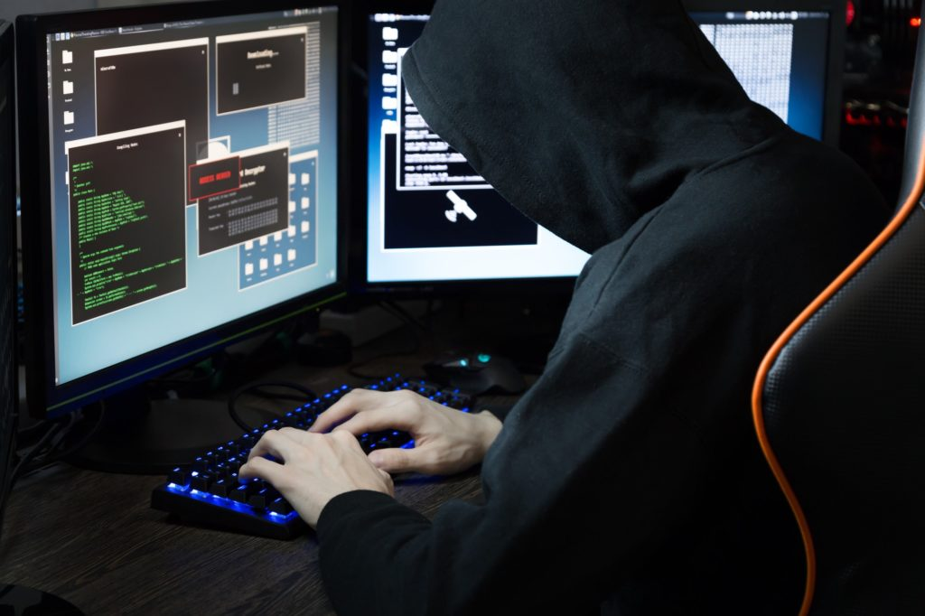 Cyber security featured image for content